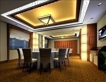 ресторан 041 3d загвар 3ds max 90307