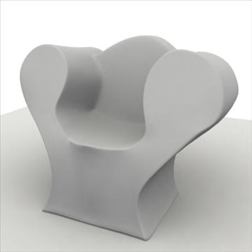sofa pack 1 3d model 3ds max obj 80358
