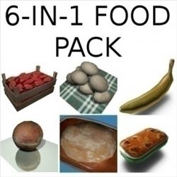 6 IN 1 FOOD PACK ( 75.97KB jpg by gorandodic )