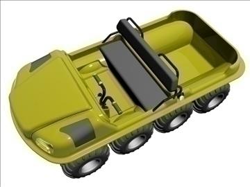 8x8 amfībija transportlīdzeklis 3d modelis max dxf 95838