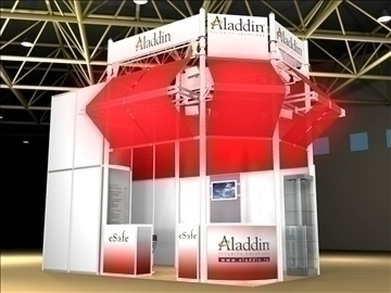 aladdin 3d загвар max dwg 97288