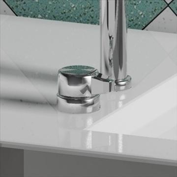 alberca sink 3d model 3ds max dwg obj 82112