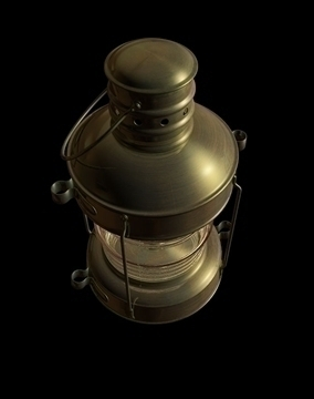 anchor lamp 3d model 3ds max ma mb tga targa icb vda vst pix obj 88480