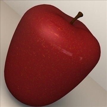apple two 3d model 3ds max lwo hrc xsi obj 111484
