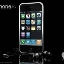 Apple Iphone 3G ( 38.03KB jpg by Saffan )
