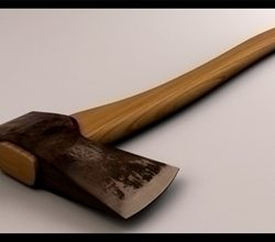 Axe ( 43.68KB jpg by Saffan )