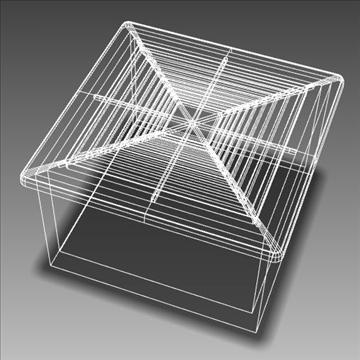 bath fan collection 3d model 3ds max lwo hrc xsi obj 103404