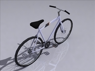 bike a 3d model 3ds max obj 107819