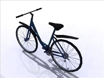 bike b 3d model 3ds max obj 112091