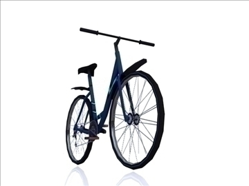 bike b 3d model 3ds max obj 112092