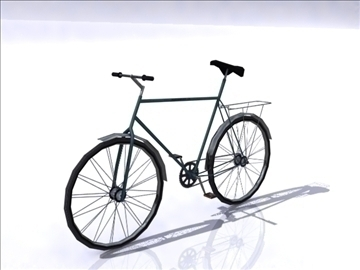 velosiped c 3d model 3ds max obj 112093