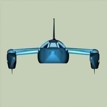model bluebird k-7 3d 3ds 80658