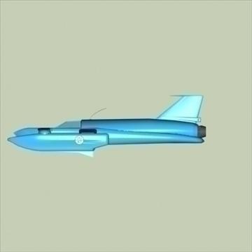 model bluebird k-7 3d 3ds 80659