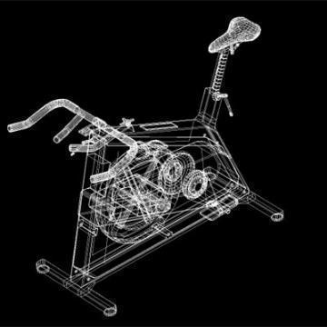 bodybike 3d model 3ds lwo 78942