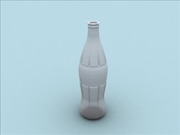 bottle 3d model 3ds max 97979
