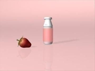 Broadcast Commercial Yogurt - Strawberry ( 24.47KB jpg by Paira )