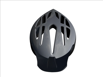 casco ciclista 3d model 3ds max 96333
