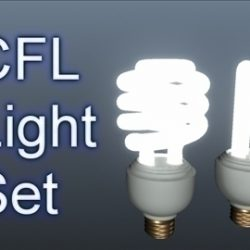 CFL Light Set 001 ( 51.75KB jpg by Asephei )