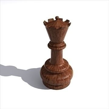 chess 2 3d model max 92399