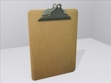 clipboard 3d model 3ds max wrl wrz obj 109029