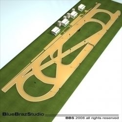 Complete Racetrack ( 80.26KB jpg by braz )