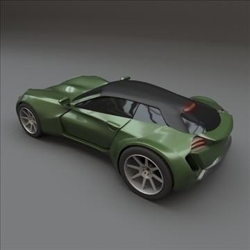 coupsterr concept car 3d model 3ds fbx blend lwo obj 107991