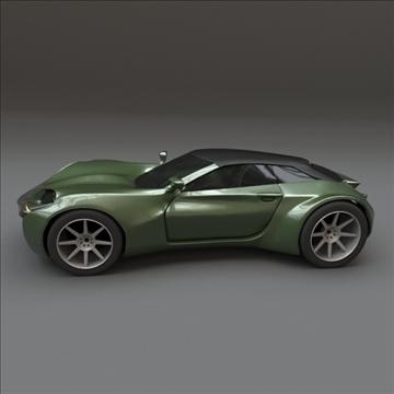 coupsterr concept car 3d model 3ds fbx blend lwo obj 107992