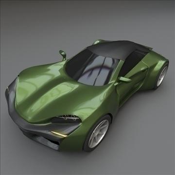 coupsterr concept car 3d model 3ds fbx blend lwo obj 107993