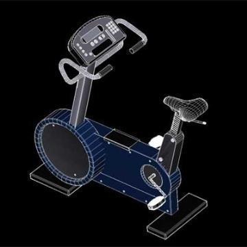 d320 – bike 3d model 3ds lwo 78937