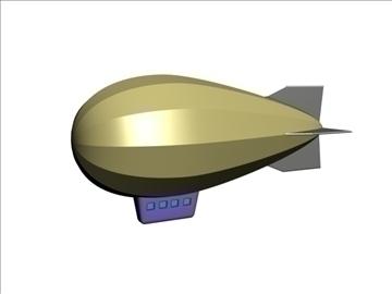 dilijabl 3d modelis max 107732