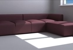 divan (sofa) hall ( 33.2KB jpg by PrintF )