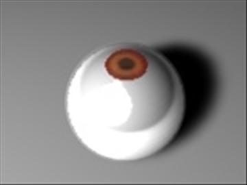 eye 3d model c4d 89154