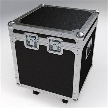 flight-case-18x18x19.zip 3d model 3ds dxf fbx c4d obj 88388