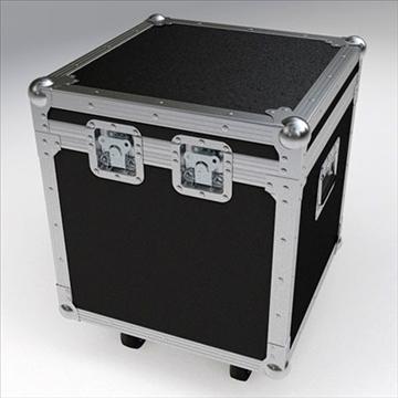 flight-case-18x18x19.zip 3d model 3ds dxf fbx c4d obj 88388