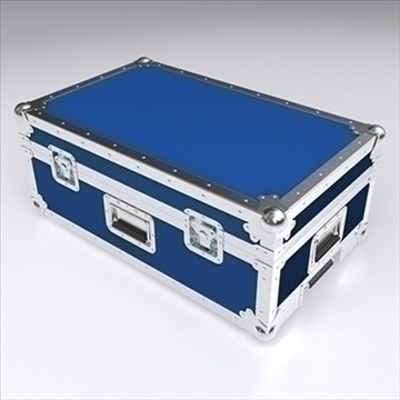 flightcase-speedster.zip 3d model 3ds dxf fbx c4d obj 89406