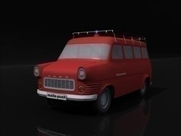 injan ford transit_fire model 3d model 3ds max obj 108415