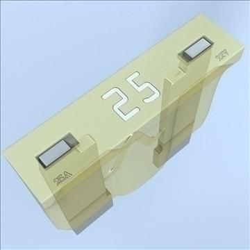 fuse (auto) 3d model 3ds max lwo hrc xsi obj 104515