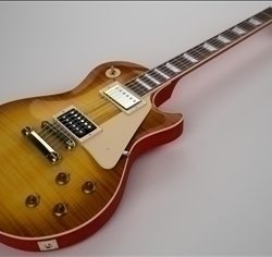 Gibson Les Paul electric guitar ( 46.66KB jpg by fael097 )