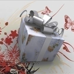 Gift Box ( 81.01KB jpg by Saffan )