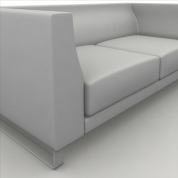 ginevra 2 pillow 3d model 3ds max obj 80300