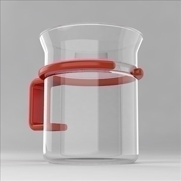 glass cup 3d modelo 3ds 3dm obj ibang 100202