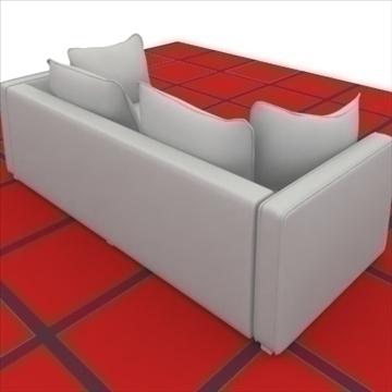 cruinne_sofa _2_pillows 3d model 3ds max obj 80325