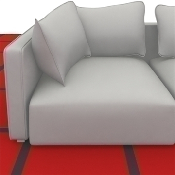 cruinne_sofa _2_pillows 3d model 3ds max obj 80326