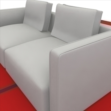 cruinne_sofa _2_pillows 3d model 3ds max obj 80327