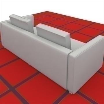 cruinne_sofa _2_pillows 3d model 3ds max obj 80328