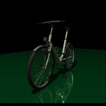 gonny bike 3d model 3ds 97423