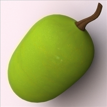 green grape 3d model 3ds max lwo hrc xsi obj 104523