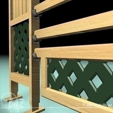 green-wood jump 3d model 3ds dxf c4d obj 87937