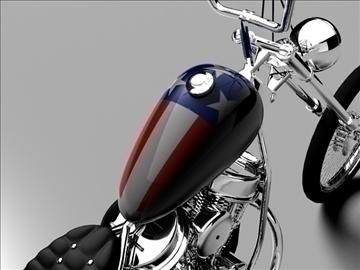 harley davidson easy rider 1969 3d model 3ds max c4d obj 101294