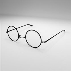 Harry Potter Glasses.zip ( 35.02KB jpg by Leah_Apanowicz )